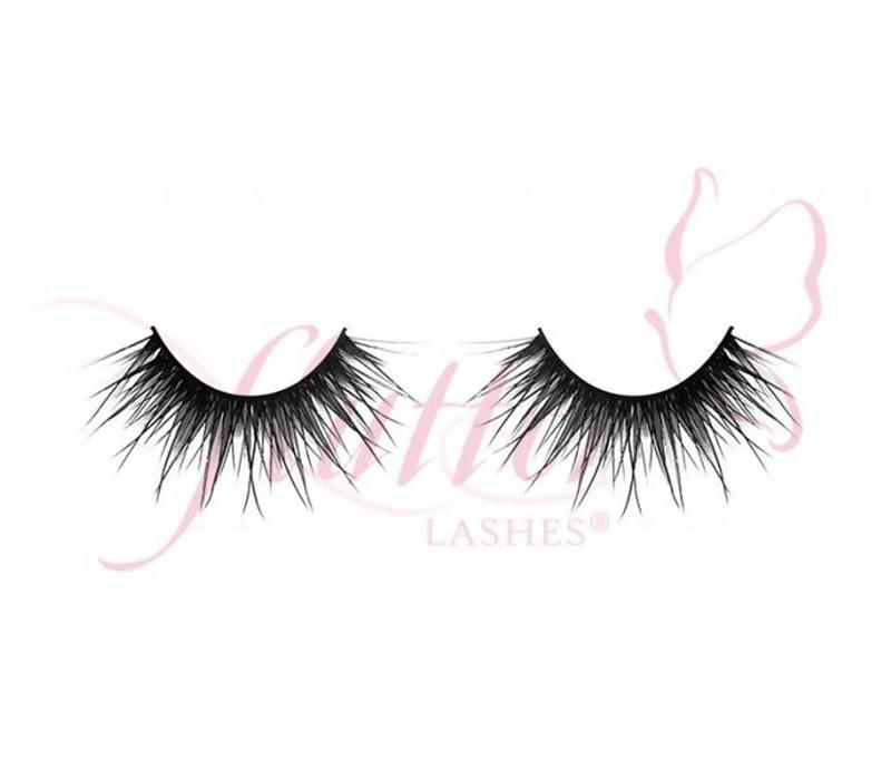 Flutter Lashes Ersatz Lashes Provocative