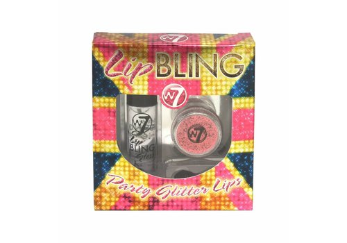 W7 Cosmetics Lip Bling Pink Rose