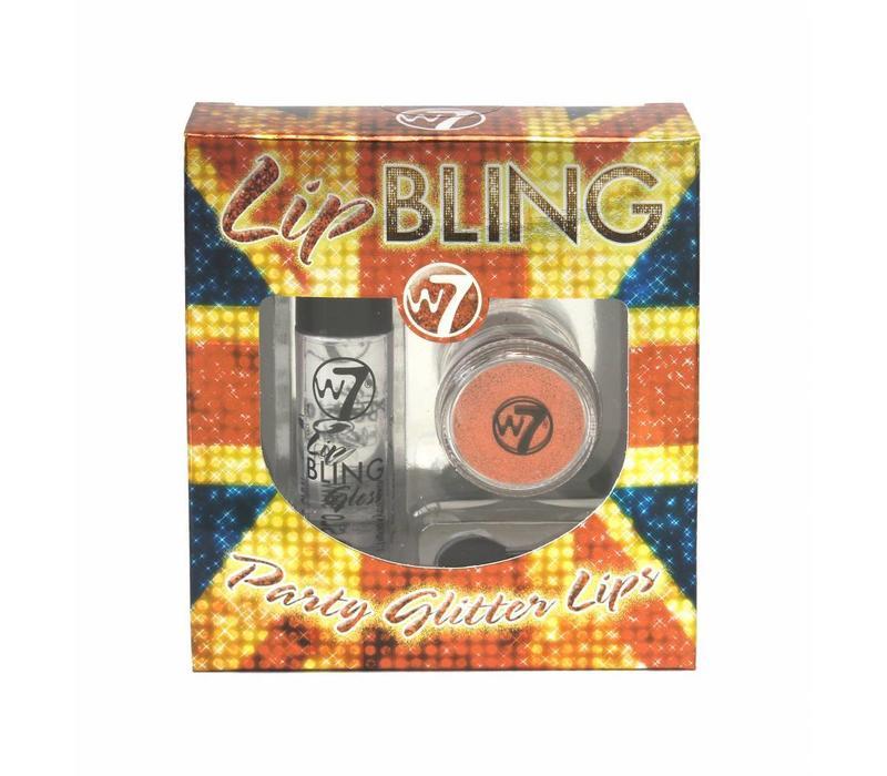 W7 Lip Bling Copper Pot