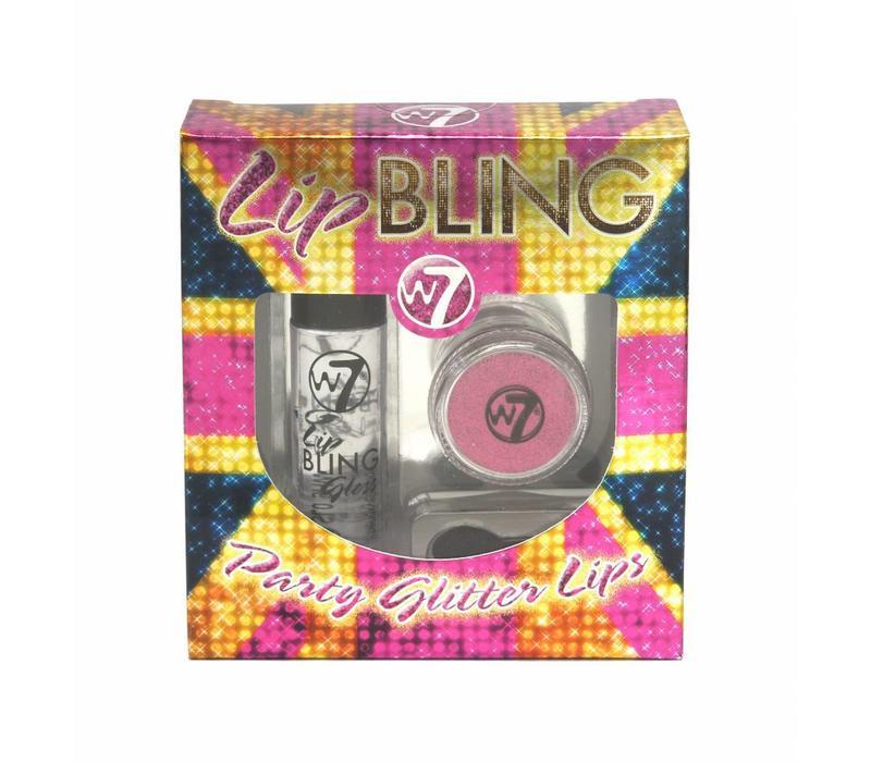 W7 Lip Bling Fabulous Fuchsia