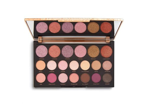 Makeup Revolution Eyeshadow Palette Deluxe