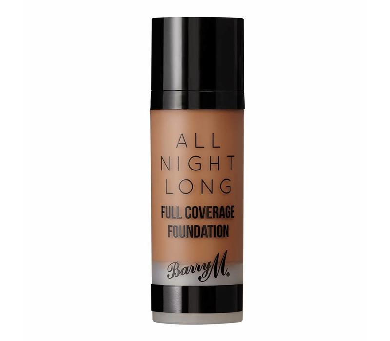 Barry M All Night Long Liquid Foundation 12 Spice