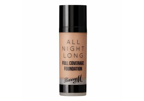 Barry M All Night Long Liquid Foundation 8 Almond