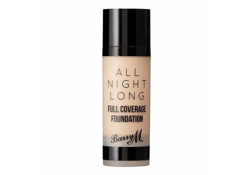 Barry M All Night Long Liquid Foundation 2 Cashew