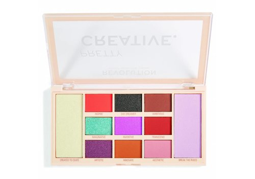 Makeup Revolution Pretty Creative Palette