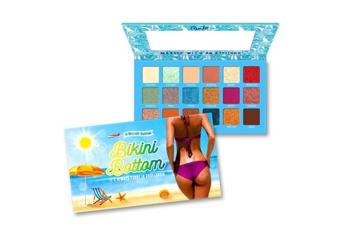 Rude Cosmetics Bikini Bottom Eyeshadow Palette