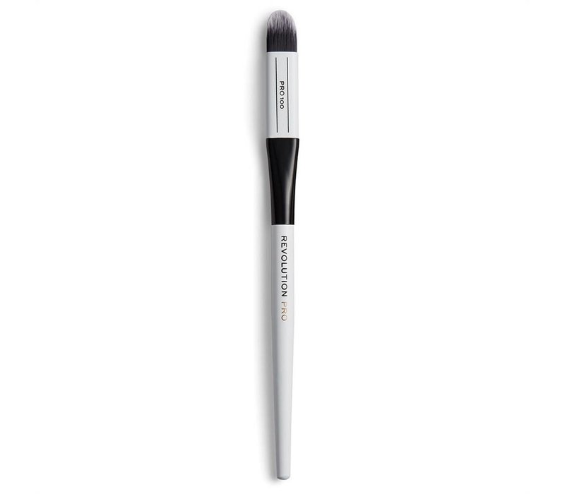 Revolution Pro 100 Small Pointed Flat Brush