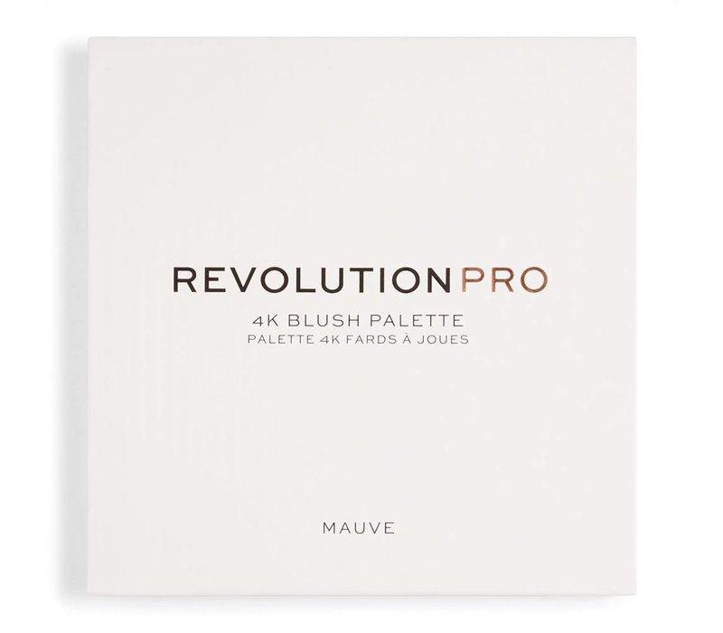 Revolution Pro 4K Blush Palette Mauve
