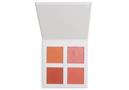 Revolution Pro 4K Blush Palette Peach