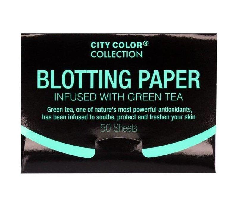 City Color Blotting Paper