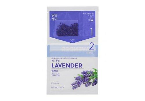 Holika Holika Instantly Brewing Tea Bag Mask Lavender