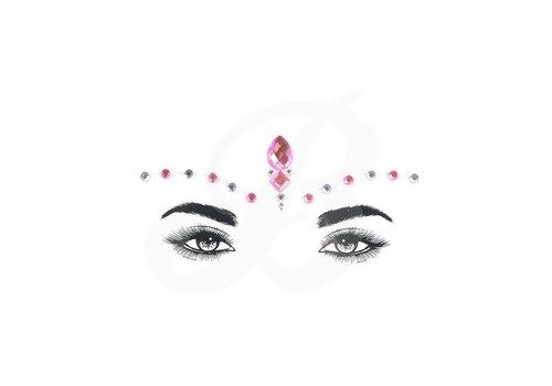 Festival Face Face Gems Ayla II Pink