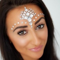 Festival Face Face Gems All in One Ayla Silver