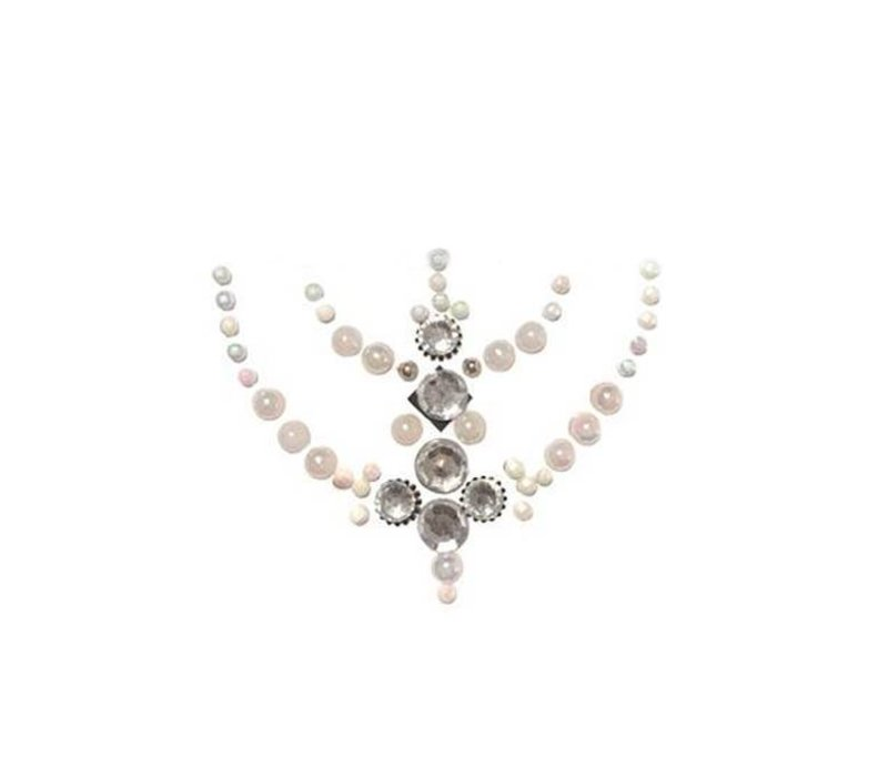 In Your Dreams Jewelled Headpiece Paradise Pearl