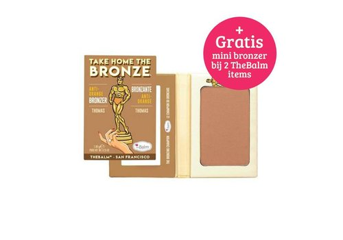 TheBalm Take Home The Bronze Thomas