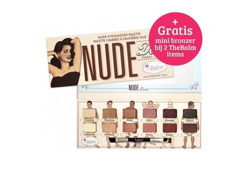 TheBalm Nude Dude Palette