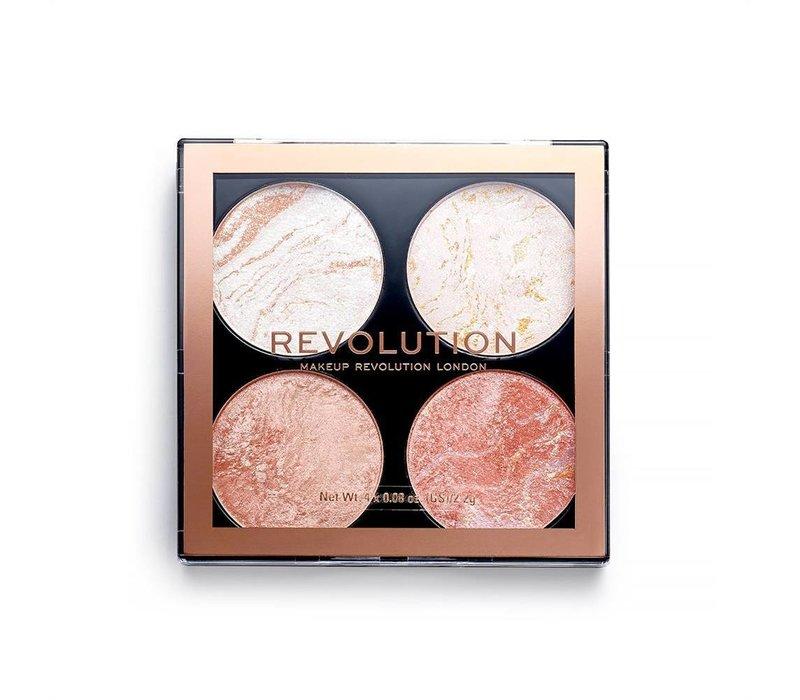 Makeup Revolution Cheek Kit Take A Breather