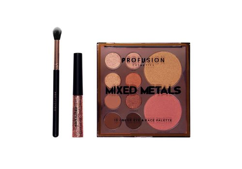 Profusion Mixed Metals Palette Rose Gold