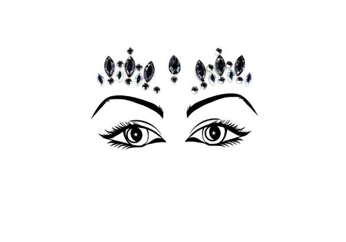 Lunautics Face Gems Twilight Princess