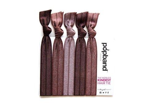 Hair Tie Cocoa