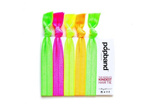 Popband London Hair Tie Glo