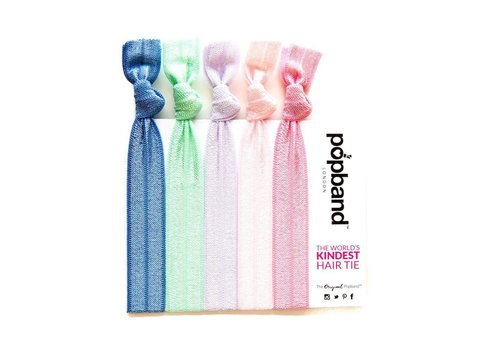 Popband London Hair Tie Milkshake