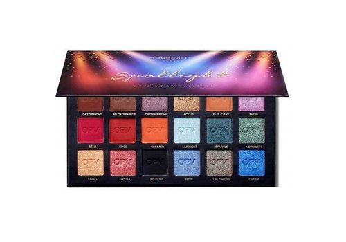 OPV Beauty Spotlight Eyeshadow Palette
