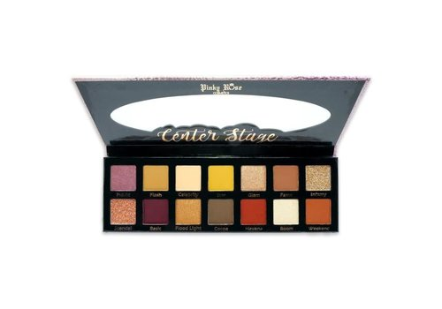 Pinky Rose Cosmetics Center Stage Eyeshadow Palette