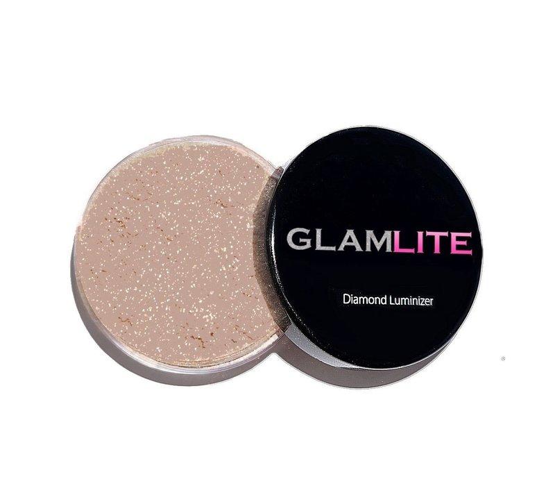 Glamlite Diamond Luminizer Loose Powder Island Vibes