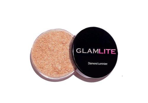 Glamlite Diamond Luminizer Loose Powder Bronze Bling