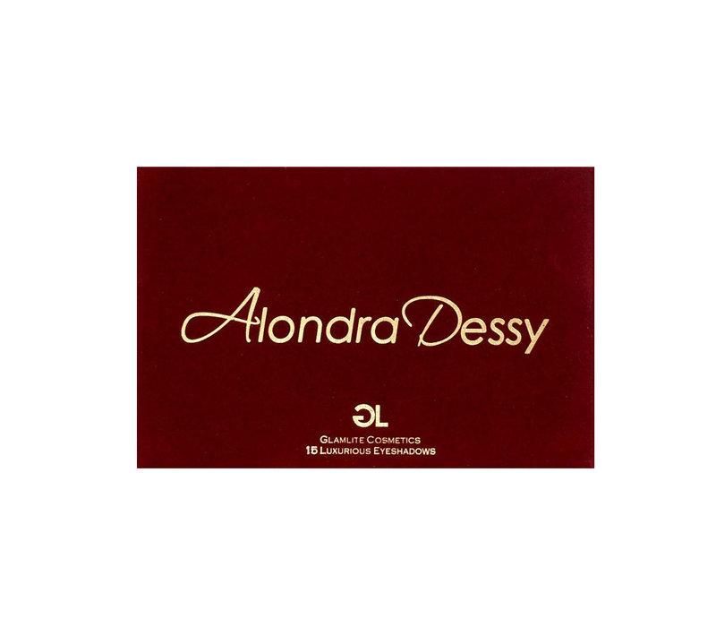 Glamlite AlondraDessy Palette