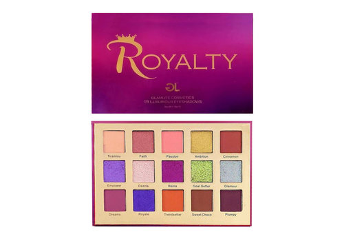 Glamlite Royalty Eyeshadow Palette