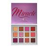 Glamlite Glamlite Miracle Eyeshadow Palette