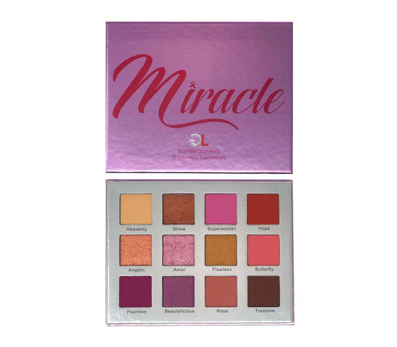 Glamlite Miracle Eyeshadow Palette