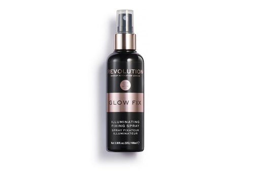 Makeup Revolution Illuminating Fixing Spray