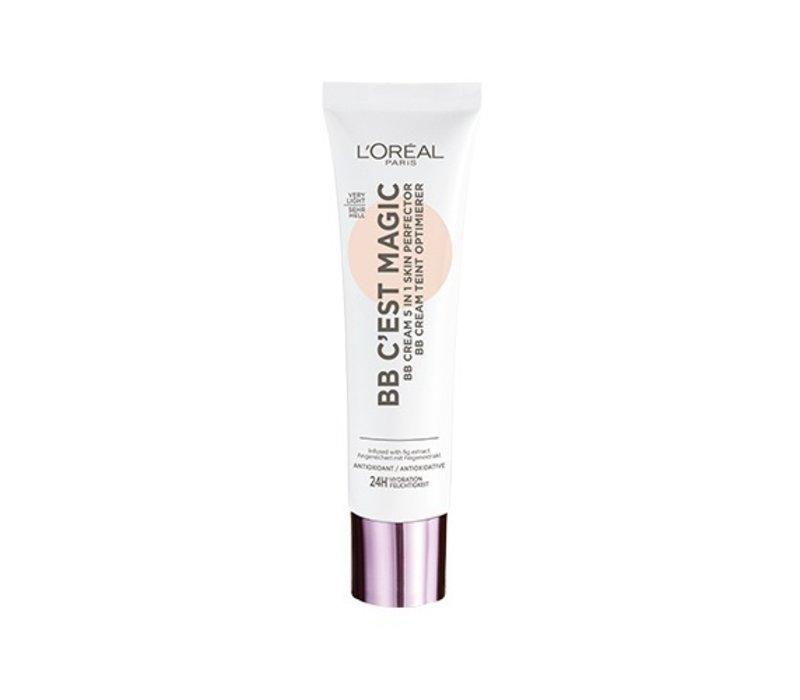 L'Oréal Paris C'est Magic BB Cream