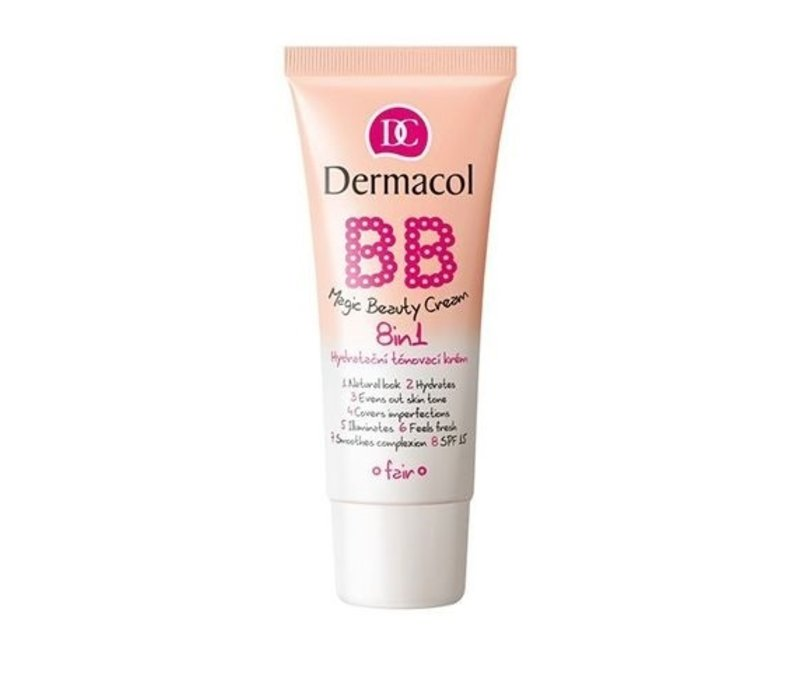 Dermacol BB Magic Beauty Cream 8in1