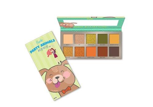 Rude Cosmetics Eyeshadow Palette Ruff Ruff