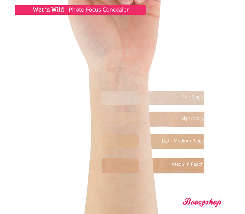 Wet 'n Wild Photo Focus Concealer