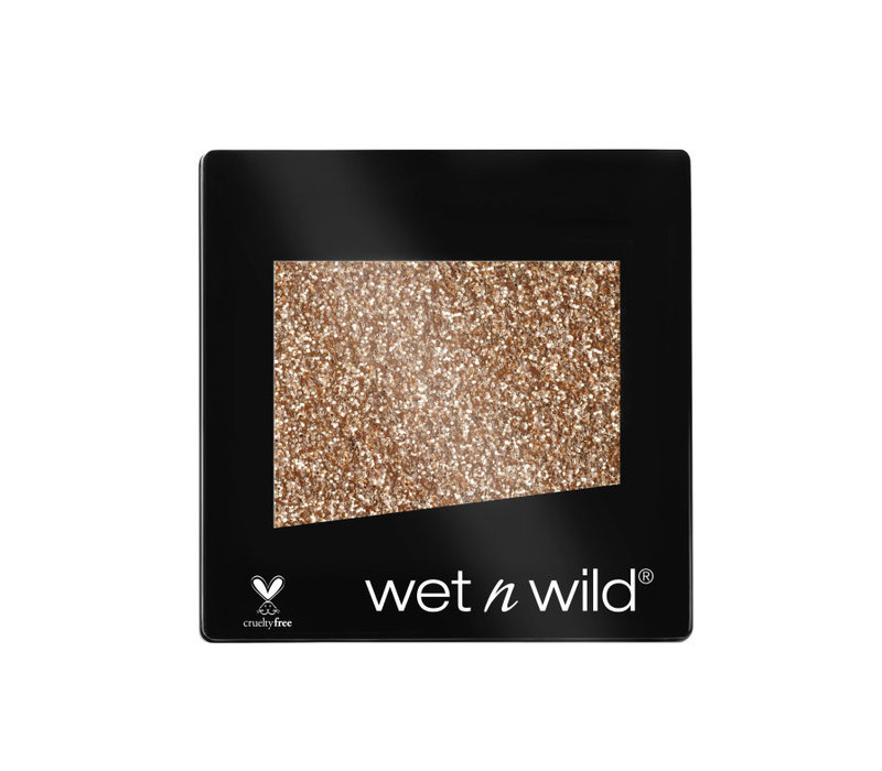 Wet n Wild Color Icon Eyeshadow Glitter Single Brass