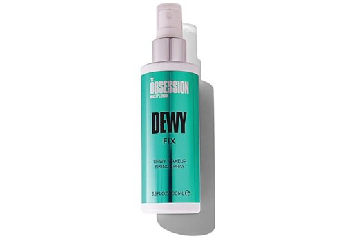 Makeup Obsession Dewy Fix Fixing Spray