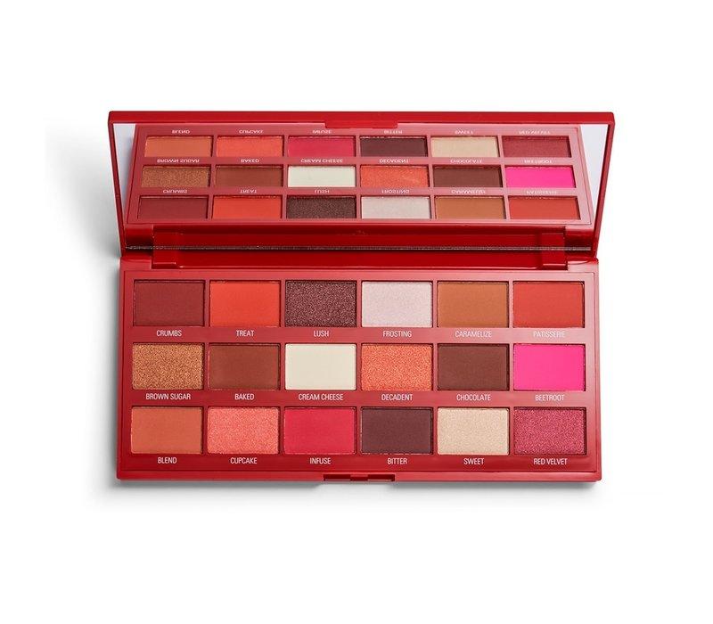 I Heart Revolution Red Velvet Chocolate Palette