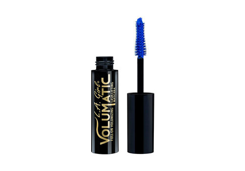 LA Girl Volumatic Mascara Bright Blue