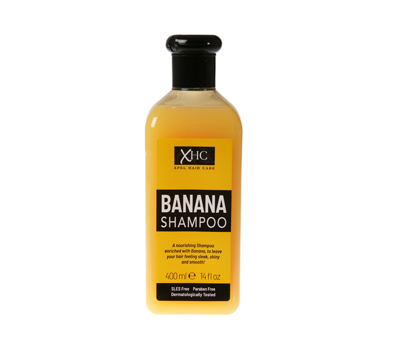 XBC Banana Shampoo