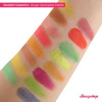 Glamlite Hamburger Eyeshadow Palette
