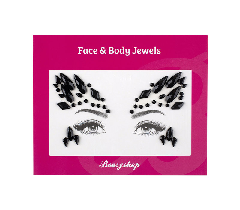 Boozyshop Face Jewels Isa