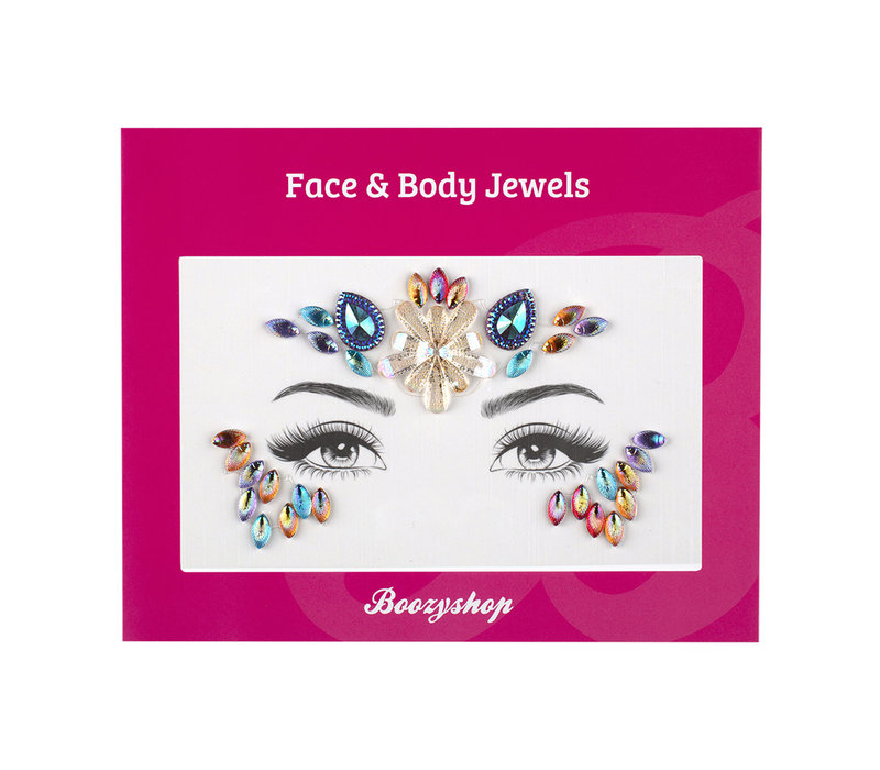 Boozyshop Face Jewels Lieve