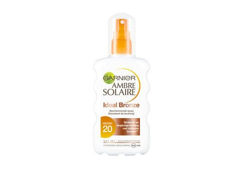 Garnier Skincare Ambre Solaire Ideal Bronze Sun Spray SPF20