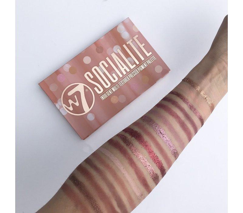 W7 Cosmetics Socialite Eyeshadow Palette