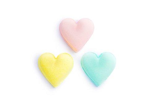 I Heart Revolution Pastel Heart Fizzer Kit